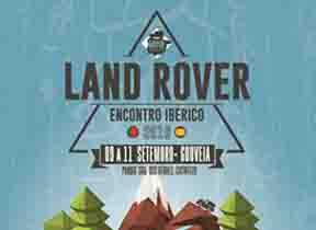 Enco(ue)ntro Ibérico LAND ROVER 2016